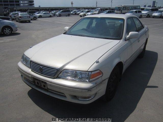 Used 1997 TOYOTA MARK II BF68997 for Sale