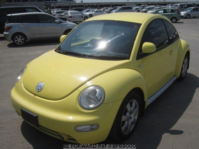 Used 2000 VOLKSWAGEN NEW BEETLE BF69000 for Sale