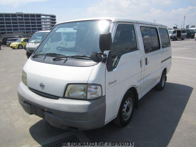 Used 2002 NISSAN VANETTE VAN BF69035 for Sale
