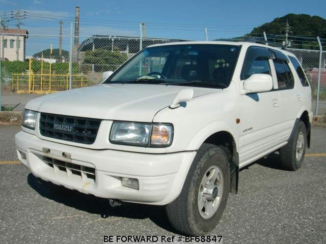 Used 1999 ISUZU WIZARD BF68847 for Sale
