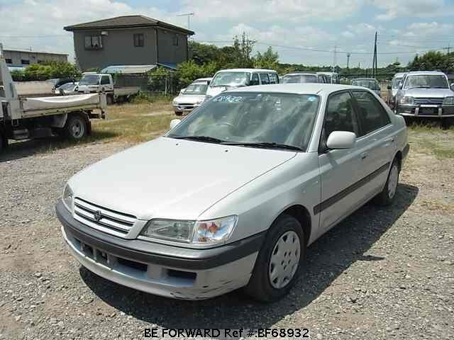 Used 1997 TOYOTA CORONA PREMIO BF68932 for Sale
