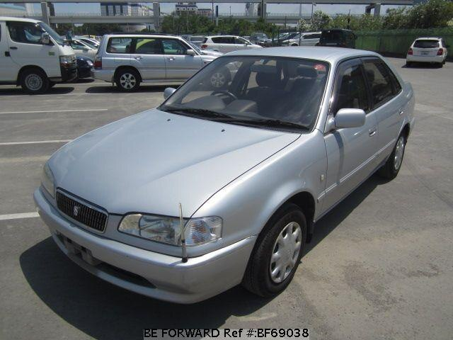 Used 1997 TOYOTA SPRINTER SEDAN BF69038 for Sale
