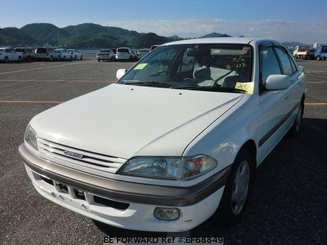 Used 1998 TOYOTA CARINA BF68849 for Sale