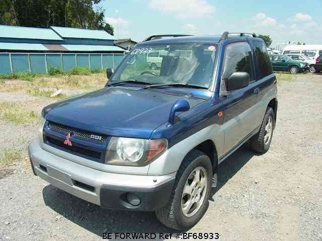 Used 1998 MITSUBISHI PAJERO IO BF68933 for Sale