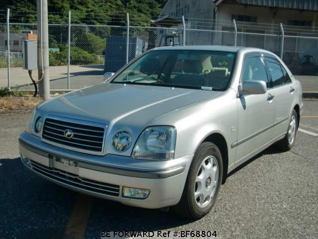 Used 2001 TOYOTA PROGRES BF68804 for Sale