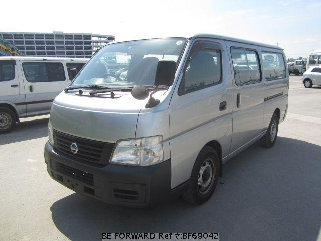 Used 2005 NISSAN CARAVAN COACH BF69042 for Sale