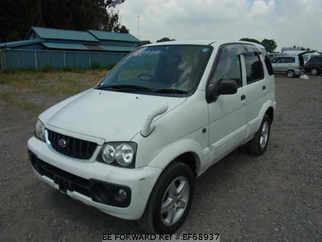 Used 2001 DAIHATSU TERIOS BF68937 for Sale