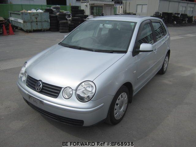 Used 2004 VOLKSWAGEN POLO BF68938 for Sale