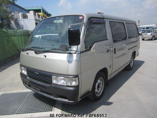 Used 2000 NISSAN CARAVAN VAN BF68952 for Sale