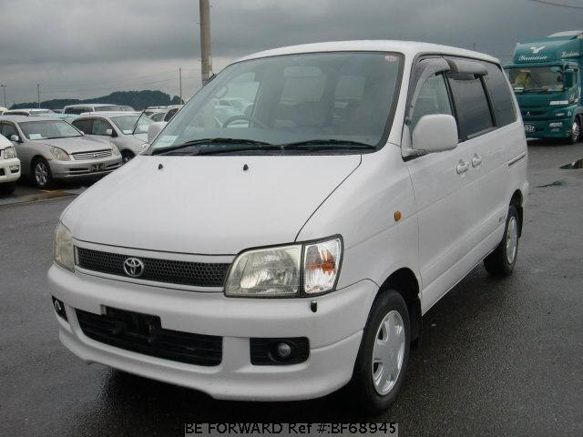 Used 1998 TOYOTA LITEACE NOAH BF68945 for Sale
