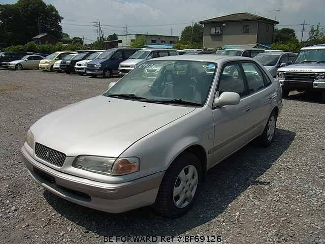 Used 1997 TOYOTA SPRINTER SEDAN BF69126 for Sale