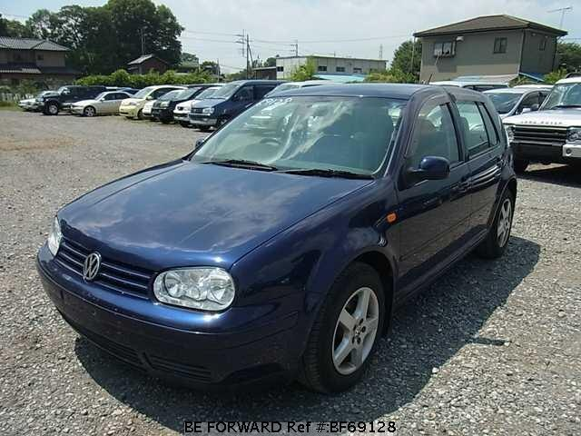 Used 1999 VOLKSWAGEN GOLF BF69128 for Sale