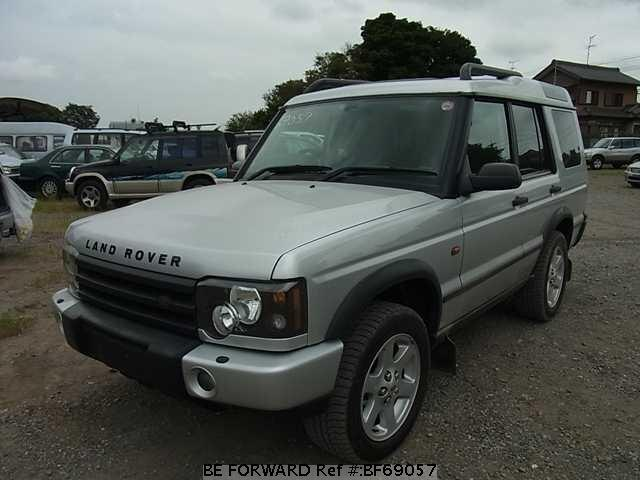 Used 2003 LAND ROVER DISCOVERY BF69057 for Sale