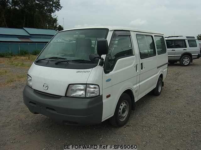 Used 2007 MAZDA BONGO VAN BF69060 for Sale