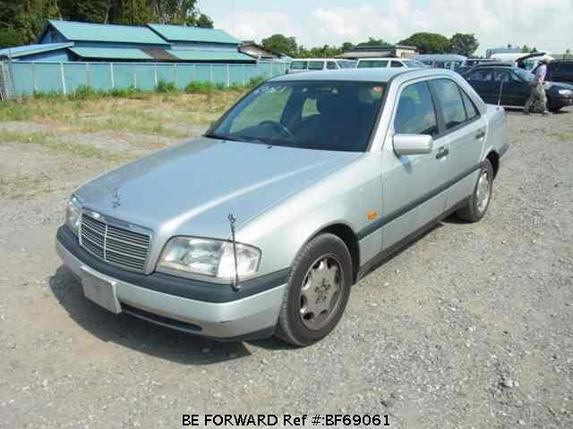 Used 1995 MERCEDES-BENZ C-CLASS BF69061 for Sale