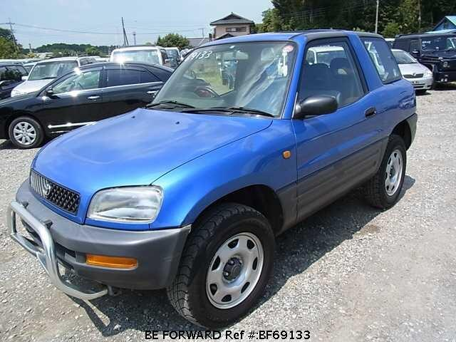 Used 1995 TOYOTA RAV4 BF69133 for Sale