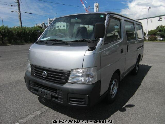 Used 2005 NISSAN CARAVAN VAN BF69173 for Sale