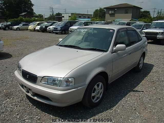 Used 1998 TOYOTA SPRINTER SEDAN BF69099 for Sale