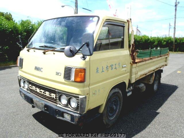 Used 1983 MITSUBISHI CANTER BF69177 for Sale