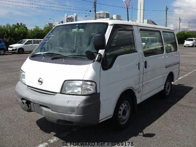 Used 2005 NISSAN VANETTE VAN BF69178 for Sale