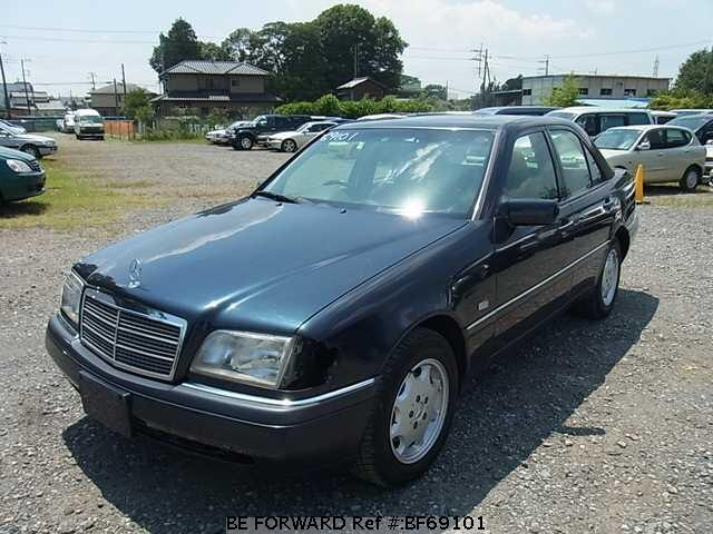 Used 1996 MERCEDES-BENZ C-CLASS BF69101 for Sale