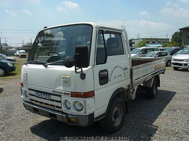Used 1990 NISSAN ATLAS BF69103 for Sale