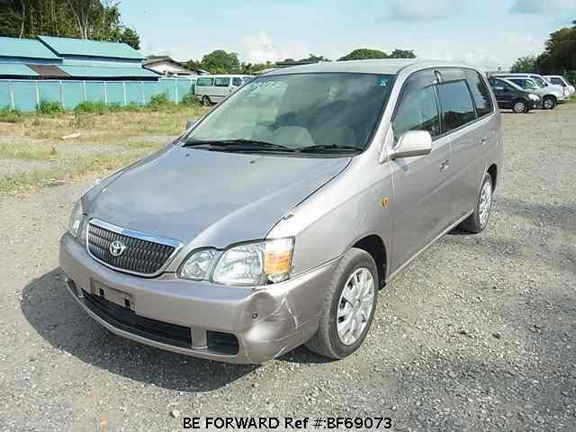 Used 2002 TOYOTA GAIA BF69073 for Sale