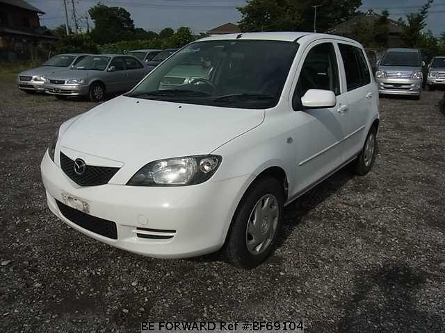Used 2004 MAZDA DEMIO BF69104 for Sale