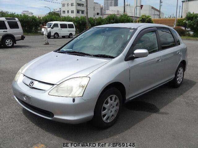 Used 2002 HONDA CIVIC BF69148 for Sale
