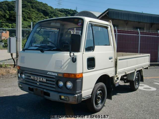 Used 1984 NISSAN ATLAS BF69187 for Sale