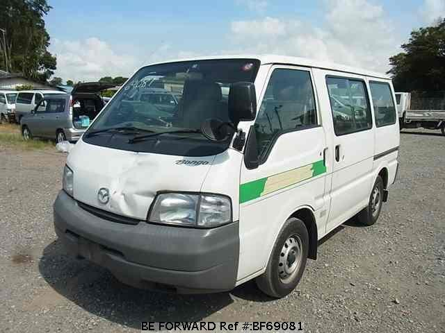 Used 2005 MAZDA BONGO VAN BF69081 for Sale