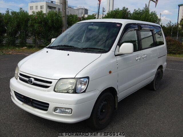 Used 2001 TOYOTA TOWNACE NOAH BF69149 for Sale