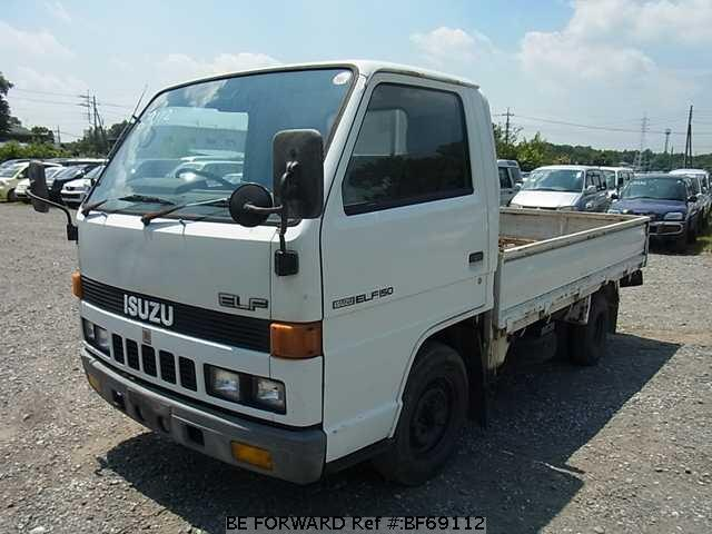 Used 1985 ISUZU ELF TRUCK BF69112 for Sale