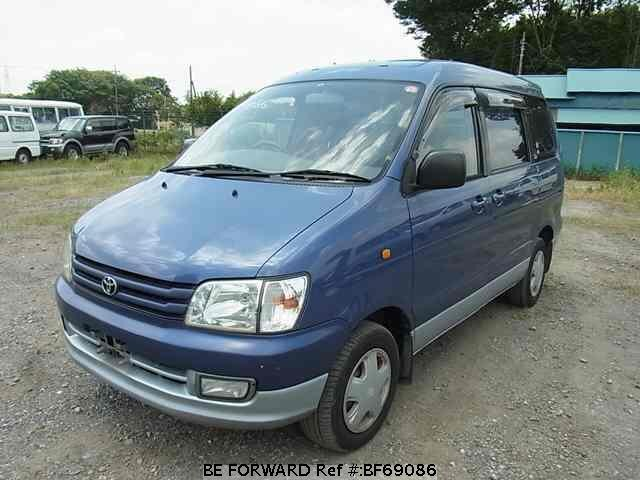 Used 1997 TOYOTA TOWNACE NOAH BF69086 for Sale