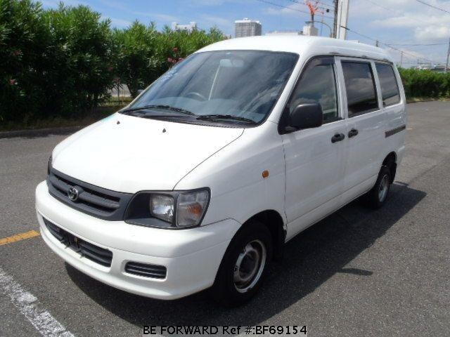 Used 2000 TOYOTA TOWNACE VAN BF69154 for Sale