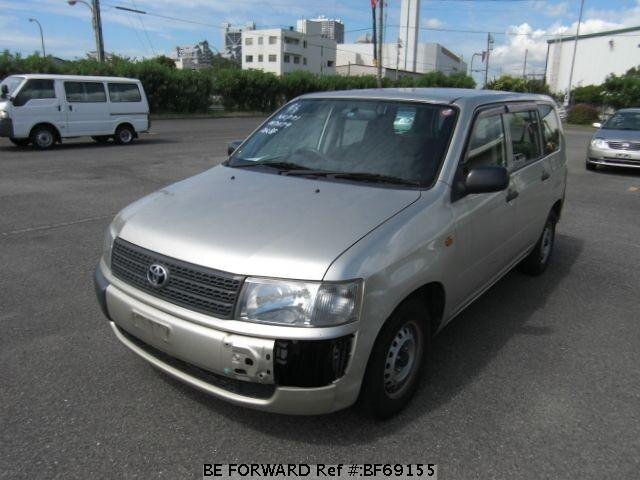 Used 2004 TOYOTA PROBOX VAN BF69155 for Sale