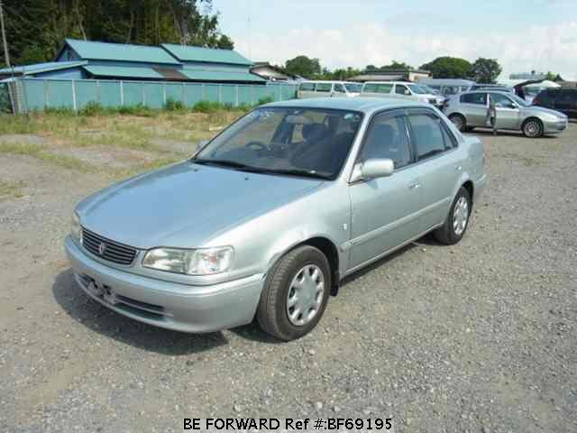 Used 1997 TOYOTA COROLLA SEDAN BF69195 for Sale