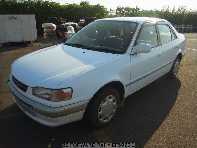 Used 1996 TOYOTA COROLLA SEDAN BF69231 for Sale