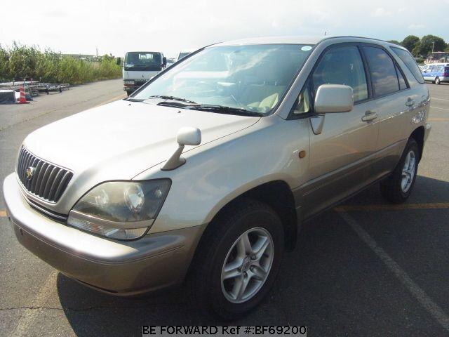 Used 2000 TOYOTA HARRIER BF69200 for Sale