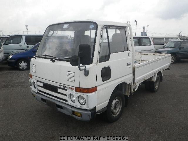 Used 1991 NISSAN ATLAS BF69361 for Sale
