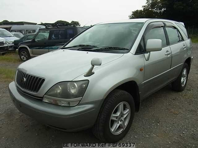 Used 1998 TOYOTA HARRIER BF69337 for Sale