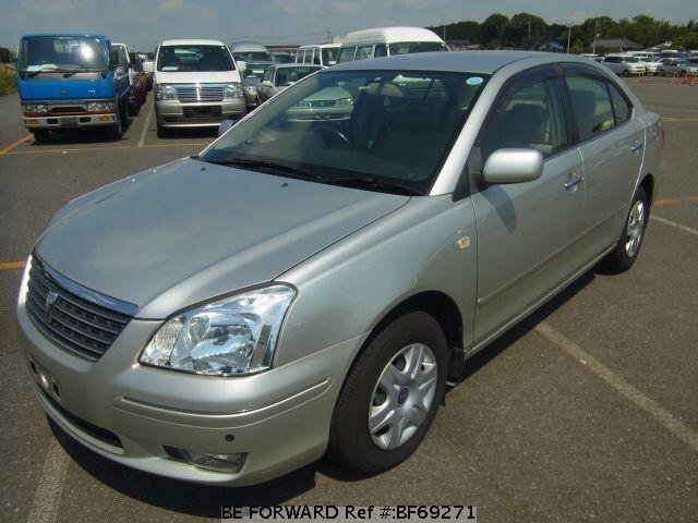 Used 2002 TOYOTA PREMIO BF69271 for Sale
