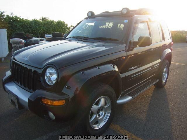 Used 2003 JEEP CHEROKEE BF69239 for Sale