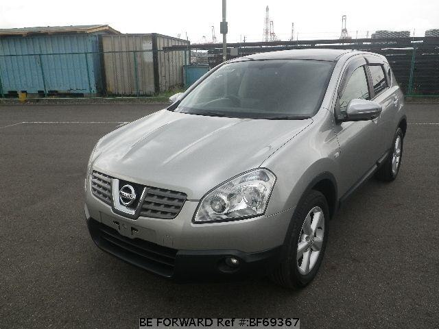 Used 2007 NISSAN DUALIS BF69367 for Sale