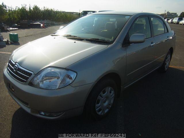 Used 2001 TOYOTA COROLLA SEDAN BF69241 for Sale