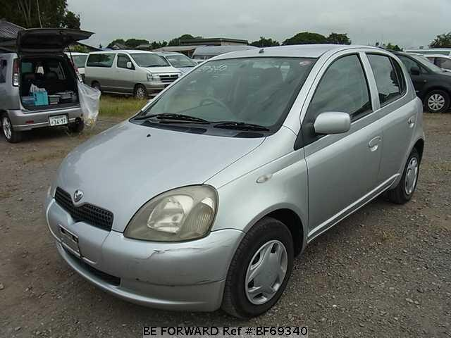 Used 1999 TOYOTA VITZ BF69340 for Sale