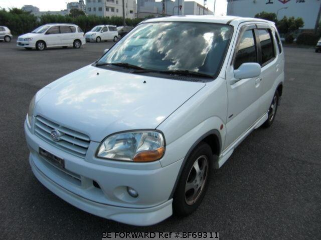 Used 2001 SUZUKI SWIFT BF69311 for Sale