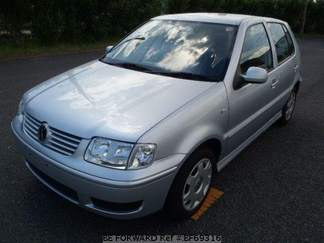 Used 2001 VOLKSWAGEN POLO BF69316 for Sale