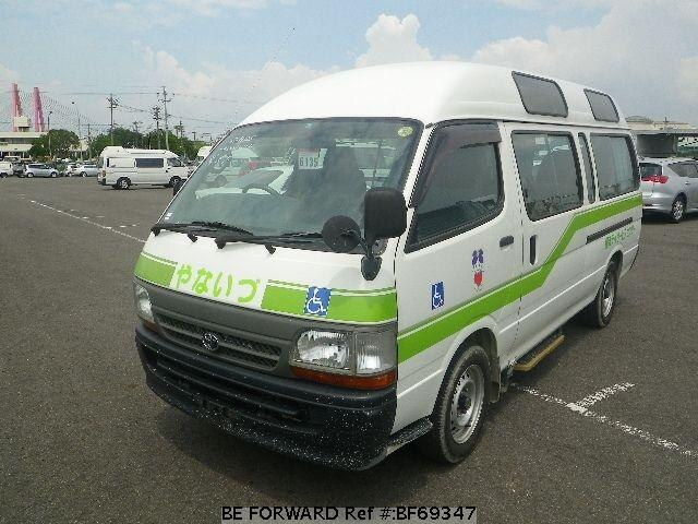 Used 2000 TOYOTA HIACE COMMUTER BF69347 for Sale