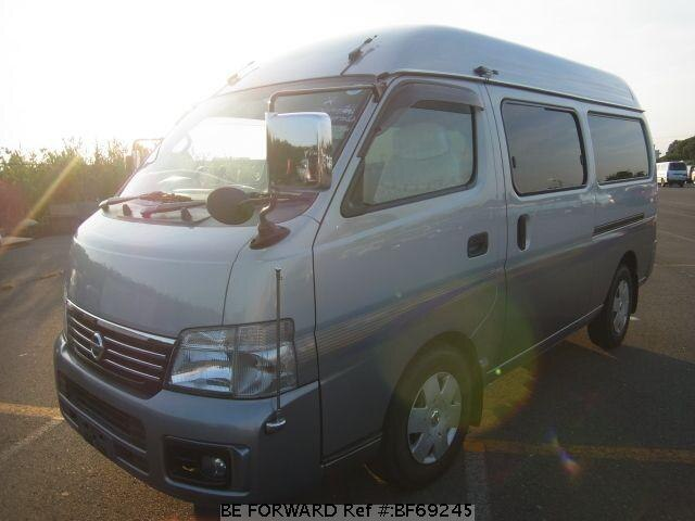 Used 2004 NISSAN CARAVAN VAN BF69245 for Sale